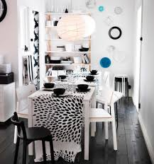 Black And White Dining Room by Black And White Dining Room Decorating Ideas Best 25 Black Dining