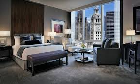 hotel rooms in chicago trump hotel chicago deluxe guest rooms