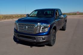 nissan trucks blue 2016 nissan titan xd review