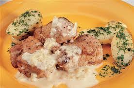 cuisine filet mignon de porc filet mignon de porc à la crème de munster