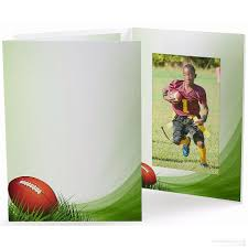 5x7 photo albums football field cardboard photo folder for 5x7 prints picture