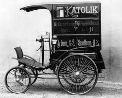first mercedes benz 1886 the lightweight among commercial vehicles the history of the
