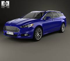 2014 Fusion Sport Ford Fusion Sport 2010 3d Model Hum3d