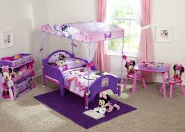 minnie mouse bedroom set minnie mouse toddler canopy bed delta children