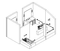 Ada Guidelines Bathrooms Ada Compliance American Disability Act Ada Bathroom Ada Ramps