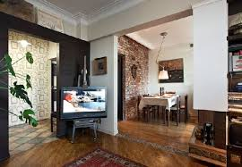 Very Cool Small Apartment Of 70 Square Meters Design Ideas Home