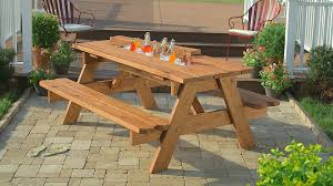 folding work table home depot wooden work bench home depot wooden picnic table kits home depot