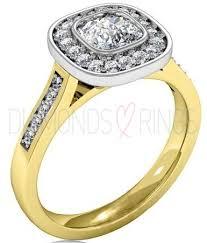 gold engagement rings uk legacy style diamond engagement ring diamondsandrings co uk