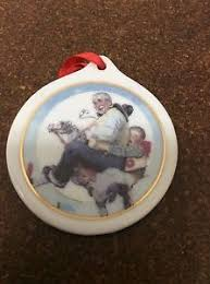 jcpenney norman rockwell ornament 1997 grs at the