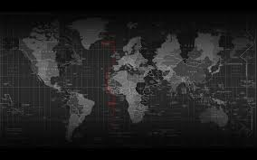 Black And White World Map Download World Map Wallpaper Black And White Gallery