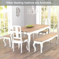 dining table shabby chic dining table and chairs ebay room