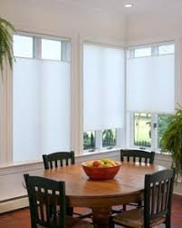Window Coverings For Living Room by Silhouette Blinds Vs Honeycomb Shades Modern Window Coverings
