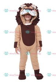 Infant Lion Halloween Costume Lion Baby Lion Halloween Kids Costume Mascot