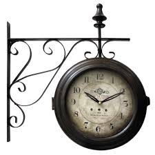 decor london style wall clock by yosemite home decor for home