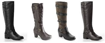 womens boots at kohls s barrow boot for 17 99 shipped after kohl s