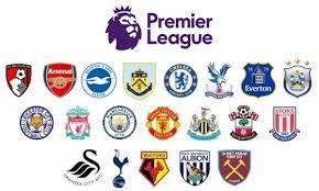 Klasemen Liga Inggris Hasil Klasemen Liga Inggris 2017 2018 Logo Tim Premier League