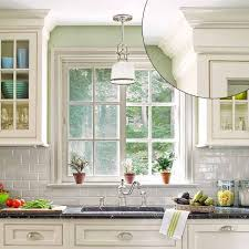 kitchen cabinet trim styles 39 crown molding ideas this house