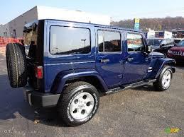 blue jeep wrangler unlimited true blue pearl 2013 jeep wrangler unlimited sahara 4x4 exterior