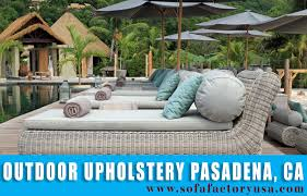 Patio Furniture Reupholstery by Patio Cushions Replacement Pasadena California And Outdoor