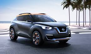 nissan small sports car kicks concept previews potential small suv for brazil