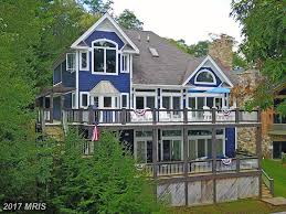 lakefront home designs deep creek lake lakefront real estate taylor made deep creek