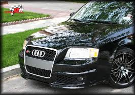audi kits a6 tuner photos of audi a6 kit styling conversion completed