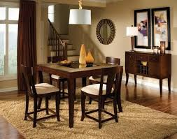 dining room nice flowers on vase for perfect dining room table in