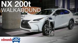 2016 lexus nx interior dimensions 2016 lexus nx 200t walkaround review youtube