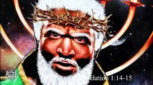 the israelites god and jesus christ is black and the pope is the
