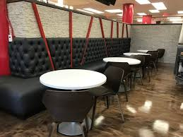 How To Build A Banquette Seating Cafeteria Banquette Seating Booth Seats 9 Steps With Pictures