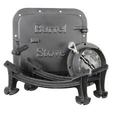 Pellet Stoves Home Depot Us Stove Barrel Stove Kit Bsk1000 The Home Depot