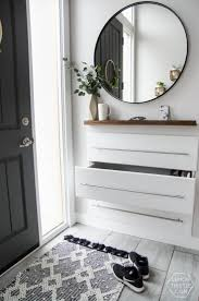 Mudroom Entryway Ideas Best 25 Entryway Storage Ideas On Pinterest Cubbies Wood