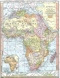 africa map before colonization 6741 jpg