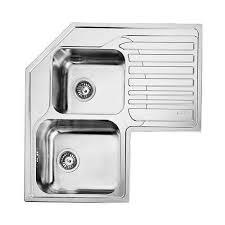 inset kitchen sink franke studio stx621 inset corner sink rh drainer franke online