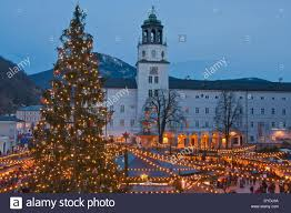 austria salzburg town city old town art skill culture christmas