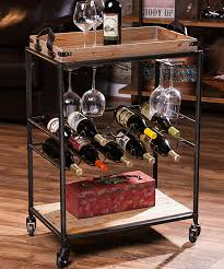 rustic wine cart zulily cheers pinterest wine cart rustic