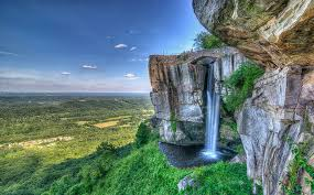 Tennessee Natural Attractions images Lookout mountain attractions up top jpg