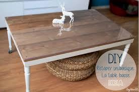 les de table ikea idées diy 7 façons de customiser une table ikea lack