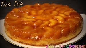 t駘駑atin recettes de cuisine recette de la tarte tatin