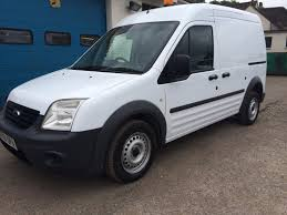 2011 Ford Transit Van Used 2011 61 Ford Transit Connect T230 Lwb A C For Sale In Oxford