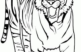 Lion Color Page Tiger Plate Coloring Sheet Printable Of Pictures Plate Coloring Page
