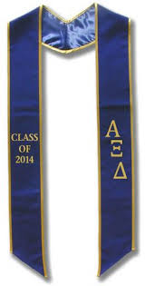 graduation scarf this is so want graduation stole the letters are gold