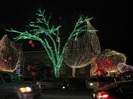 fayetteville square christmas lights christmas lights in fort smith area razorback britt