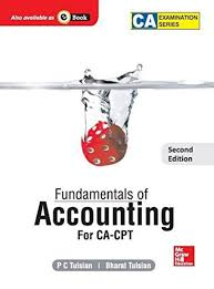 fundamentals of accounting for ca cpt 2nd edition buy
