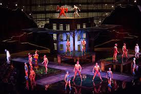 la nouba best orlando family fun cirque du soleil