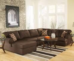 Sectional Sofas U Shaped Brown U Shaped Sectional Sofa All About House Design U Shaped