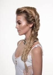 clip in plait hair rehab london