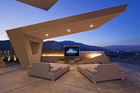 Outdoor Entertainment Center - unreal estate of the week outdoor living redfin