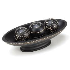 wholesale ebony decorative ball tray buy wholesale home u0026 decor