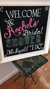 bridal shower signs 10 trending bridal shower signs ideas to choose from chalkboard